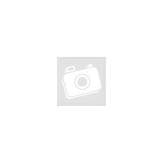 Háromszögkendő tű nélkül, fehér, flísz (1db)