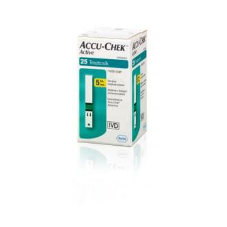 Accu-Chek Active tesztcsík