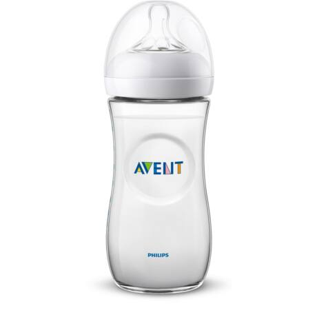 Philips Avent Natural cumisüveg PP 330 ml  BPA nélkül - SCF696/17
