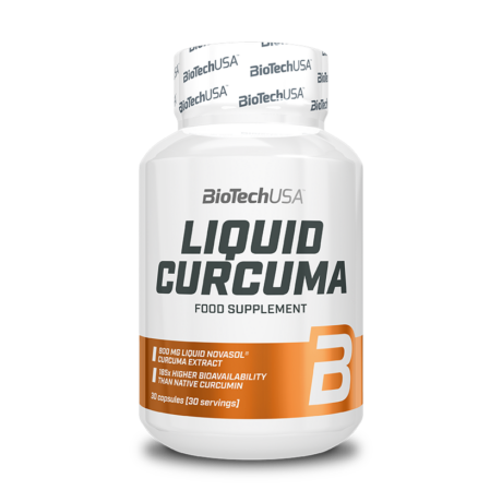 Liquid Curcuma  30 kapszula