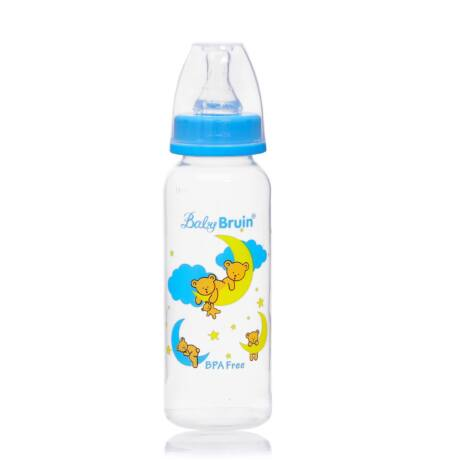 240 ml PP cumisüveg- kék