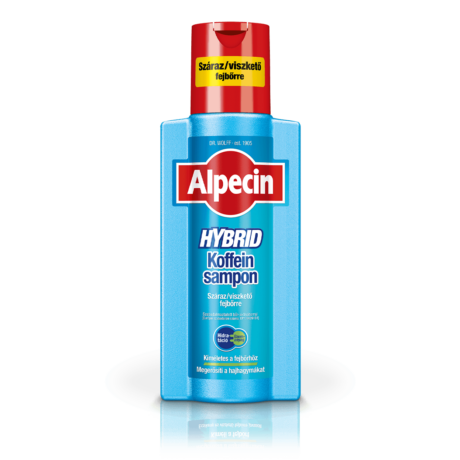 Alpecin Hybrid Koffein sampon