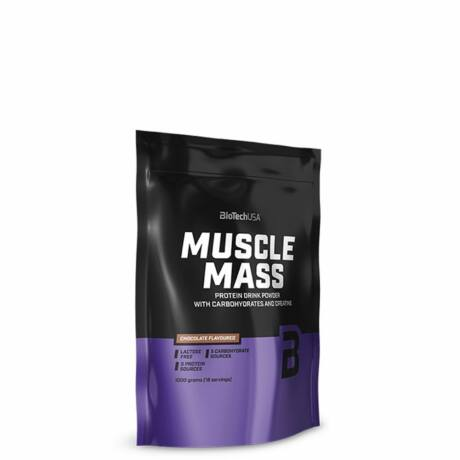 Muscle Mass 1000g csokoládé