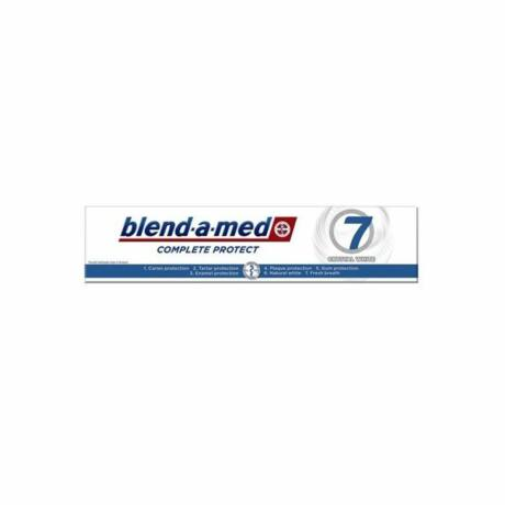 Blend-a-med Complete 7 Whitening fogkrém 100ml
