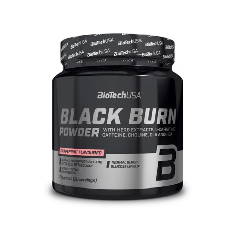 Black Burn grapefruit 210 g
