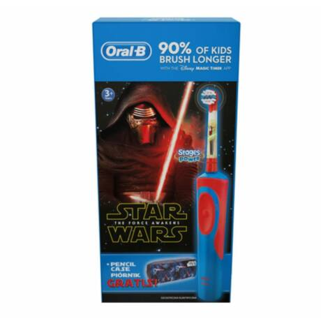Oral-B D12.513 Vitality StarWars + ceruzatartó