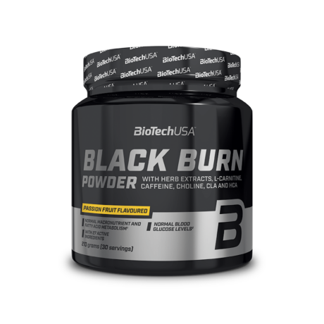 Black Burn passion fruit 210 g