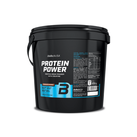 Protein power vanília 4000 g
