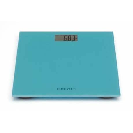 OMRON HN-289 Digitális személymérleg HN-289-ESL, kék