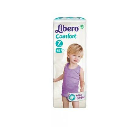 Libero Comfort (7) pelenka, 15-26 kg