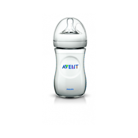 Philips Avent Natural cumisüveg PP 260 ml BPA nélkül - SCF693/17