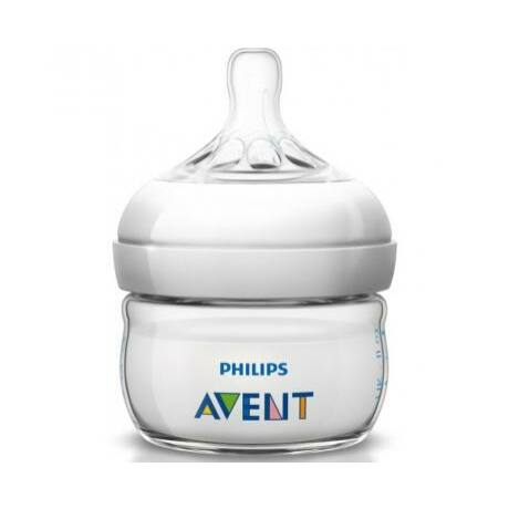 Philips Avent Natural cumisüveg 60 ml PP - SCF699/17