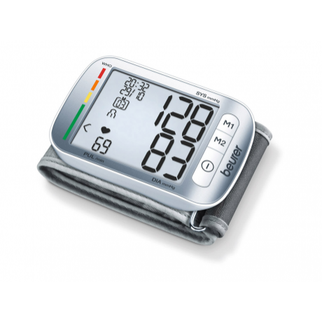 Beurer BC 50 csuklós vérnyomásmérő XL kijelzővel