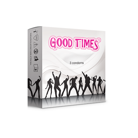 Good Times óvszer - Ultra vékony - Ultra thin