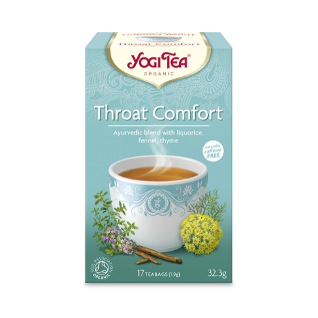 Yogi tea bio a torok kényeztetöje 17x