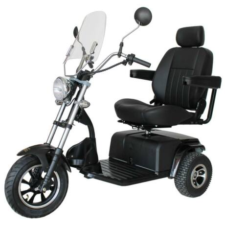 Rehab Rider 36 Ah akkumulátorral