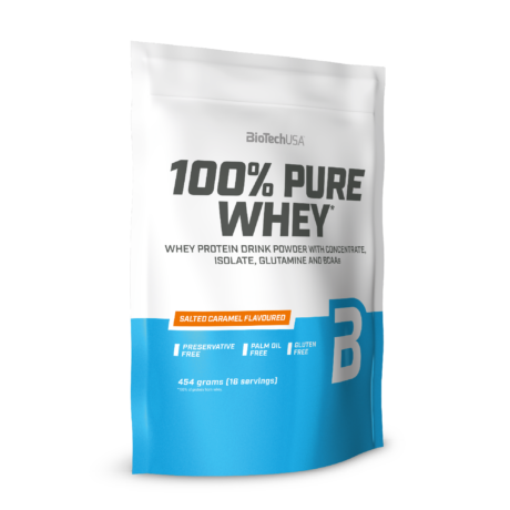 100% Pure Whey sós karamell 454 g